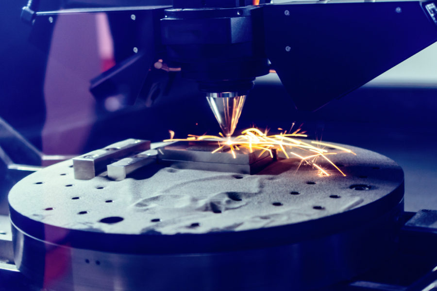 What are the advantages of metal 3D printing? | Beamler